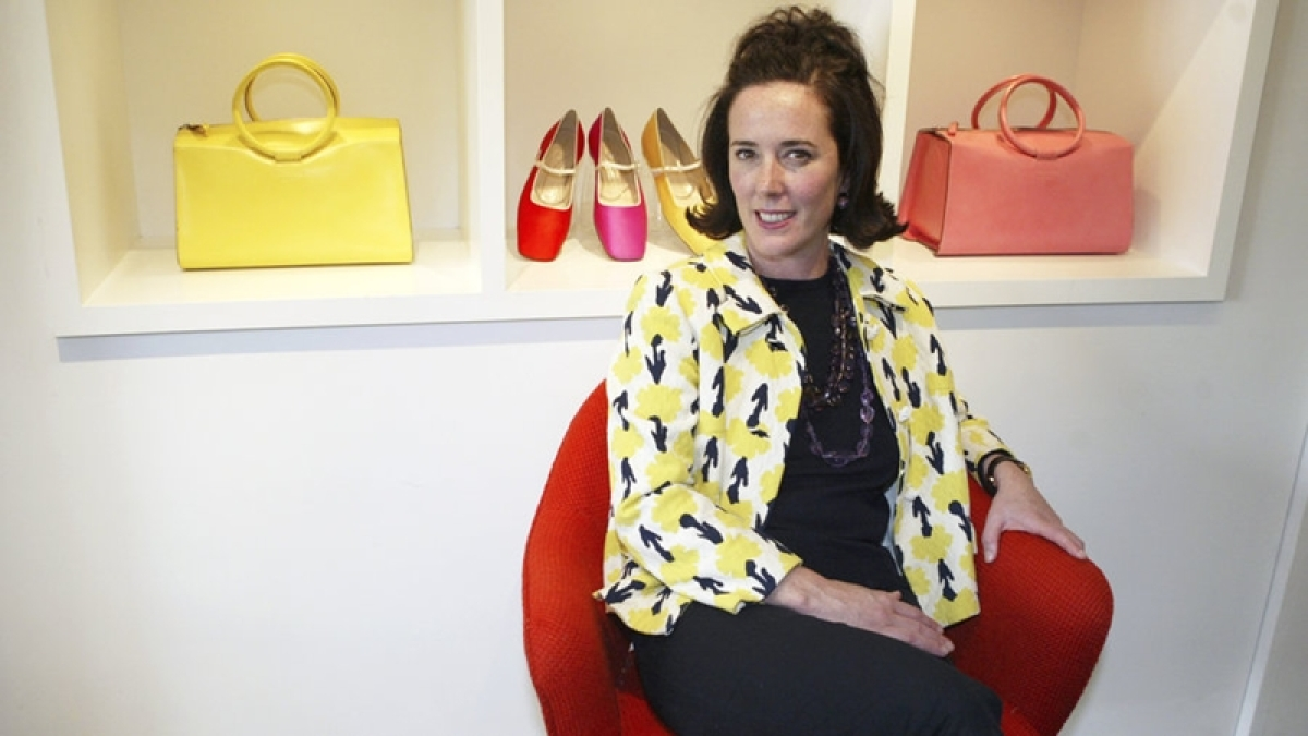 Shocking! Fashion designer Kate Spade found dead, NY police confirm suicide