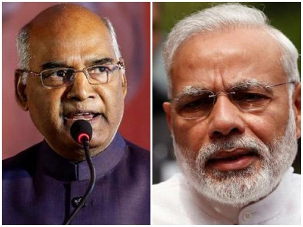 President Ram Nath Kovind, PM Modi greet nation on Milad-un-Nabi