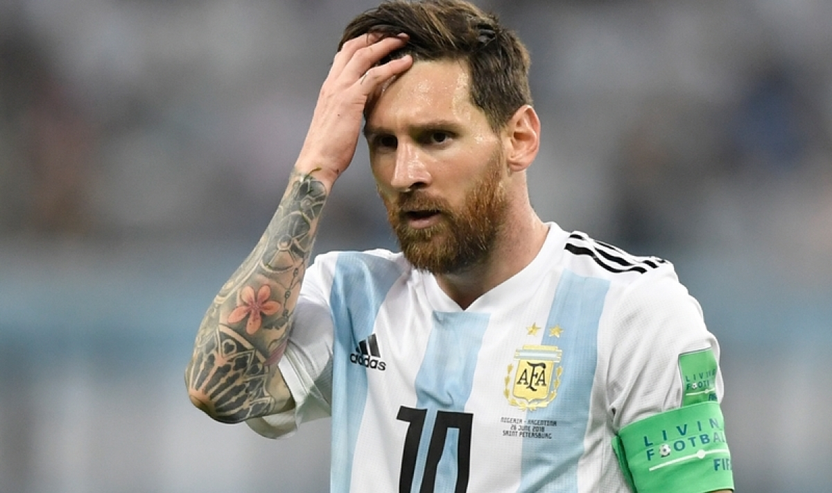 Lionel Messi to miss Morocco friendly after injury on international return