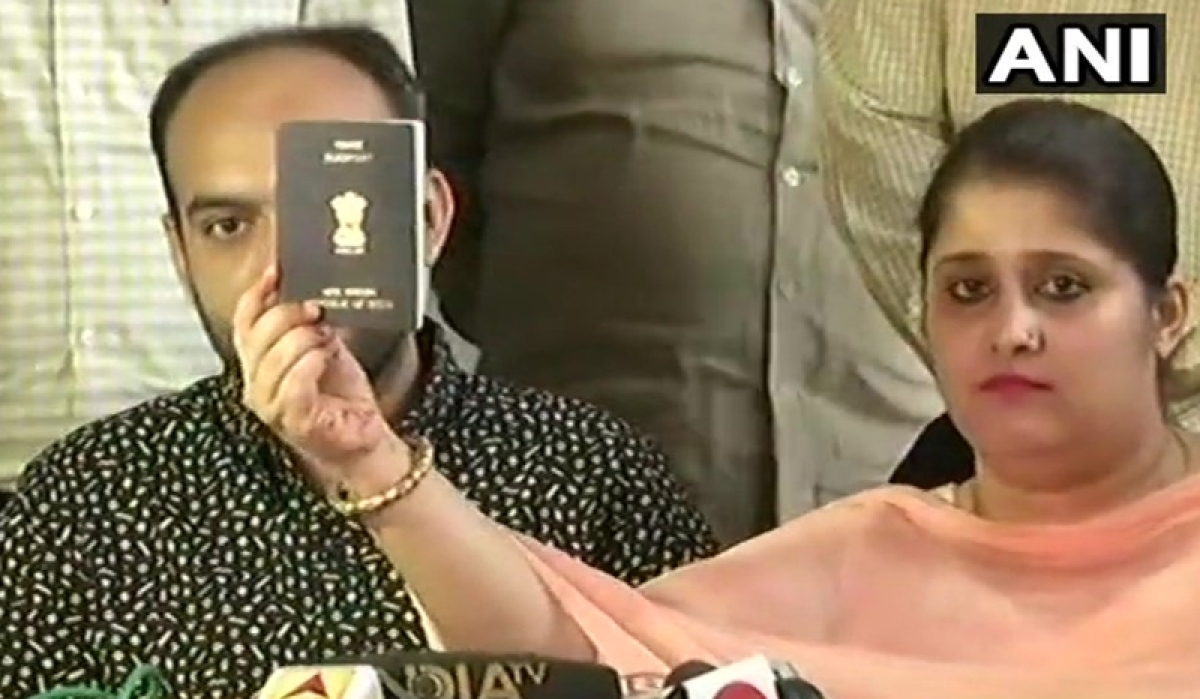 Lucknow interfaith couple row: Passport to woman issued after due procedure, says MEA