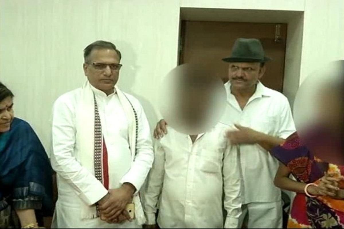 Madhya Pradesh: BJP leader asks Mandsaur rape victim's kin to 'thank' party MP for visiting them