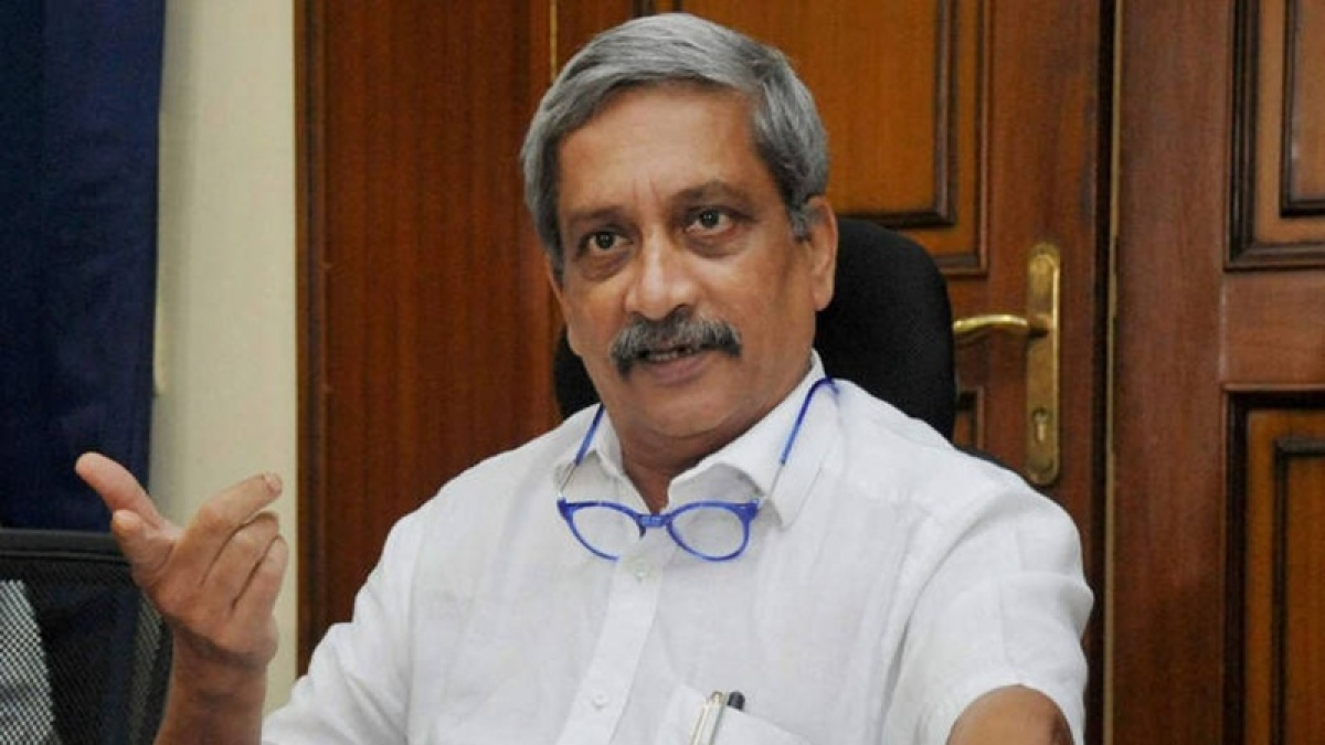 LCA Tejas introduced because of my efforts: Manohar Parrikar
