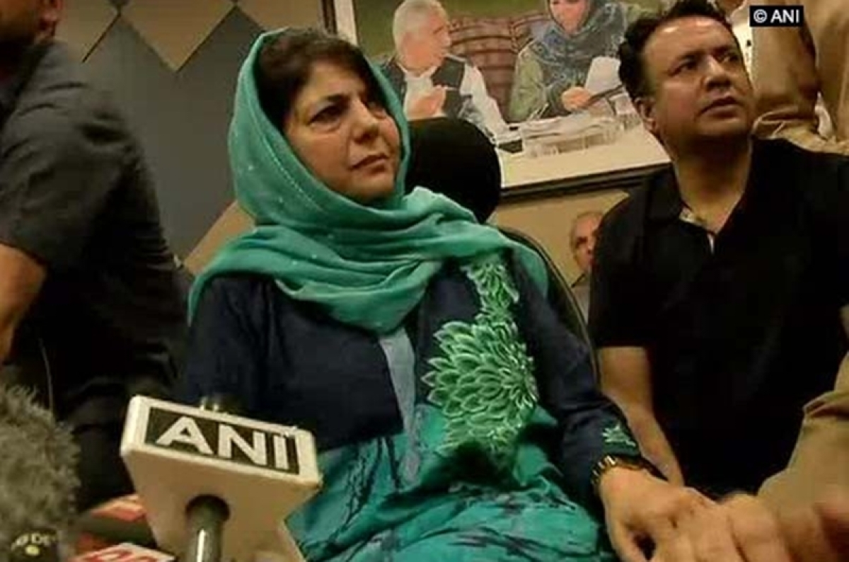 Mehbooba Mufti resigns as Jammu and Kashmir CM after BJP pulls out of alliance with PDP