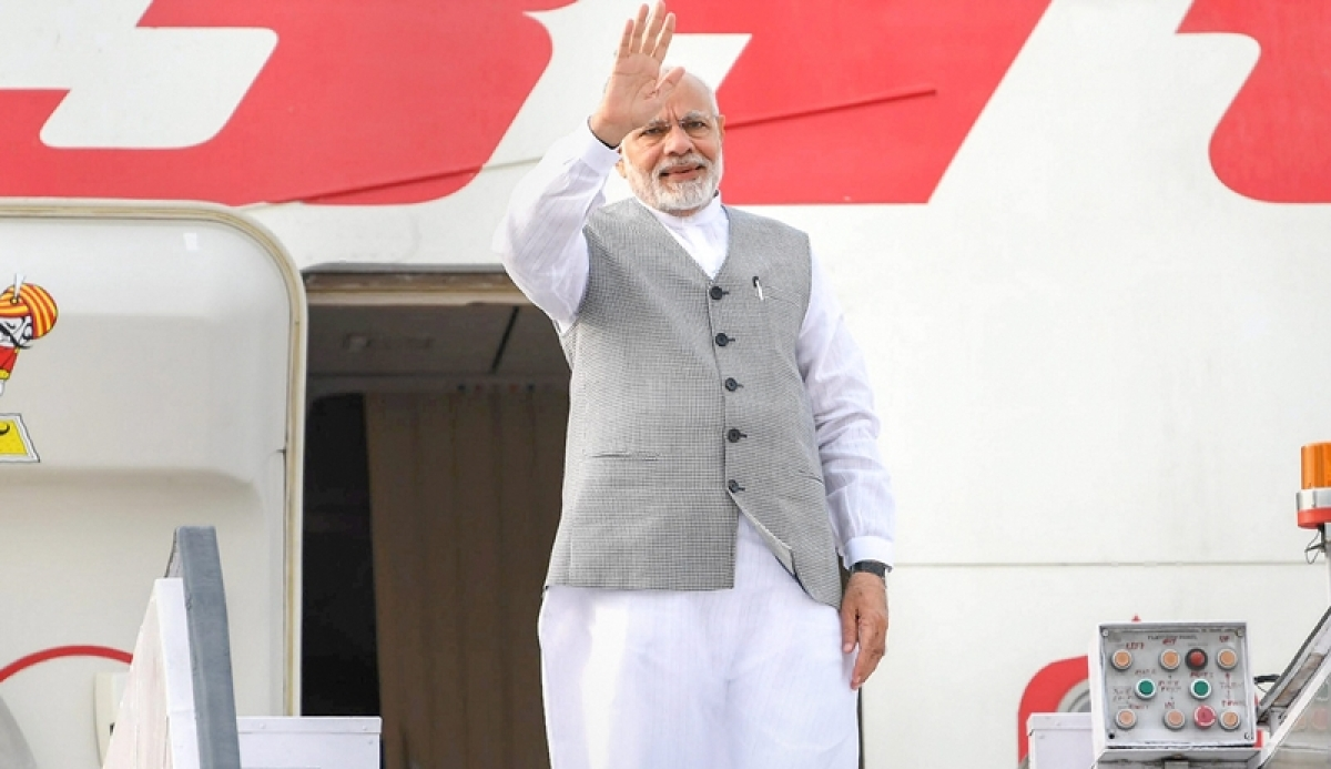 PM Narendra Modi to arrive in Rwanda today