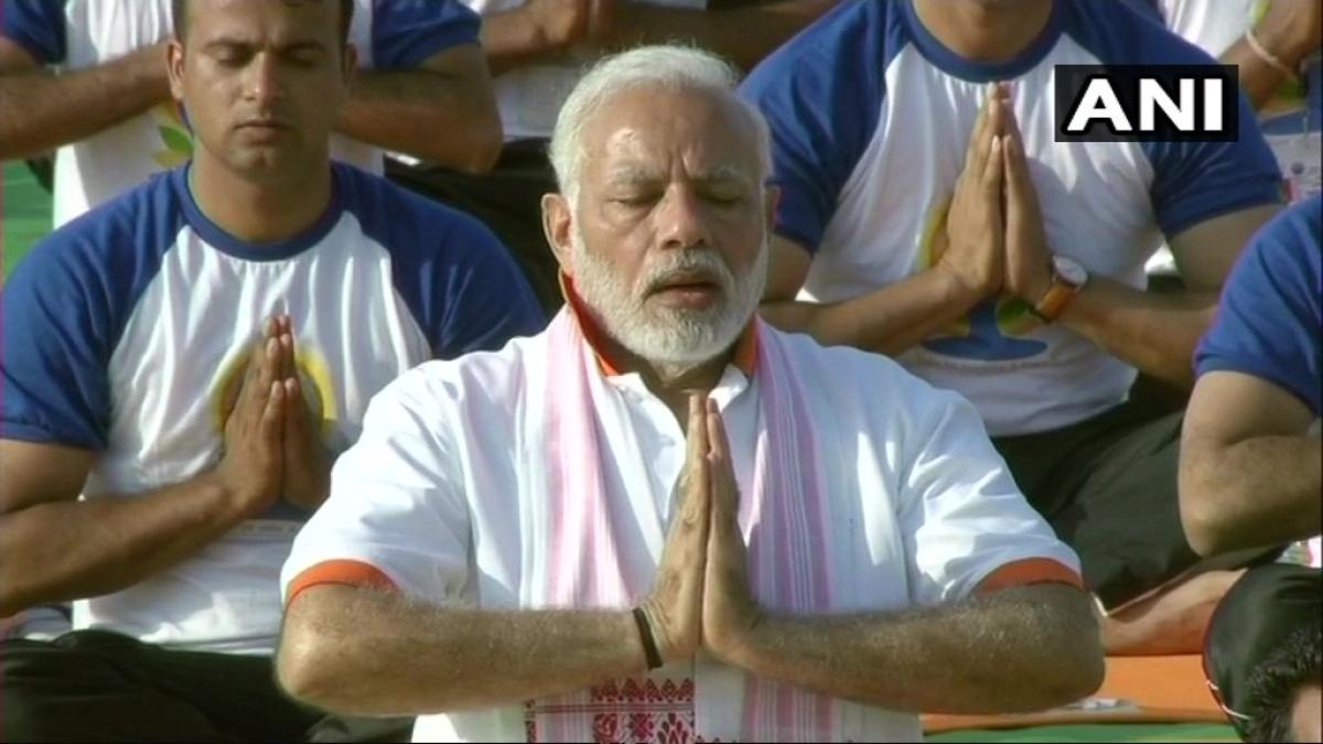 Yoga powerful unifying force in strife-torn world, says PM Narendra Modi on International Yoga Day 2018