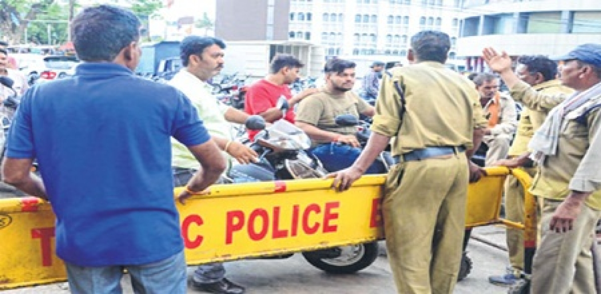 Bhopal: New market becomes no-vehicle zone, families residing nearby seek rule relaxation