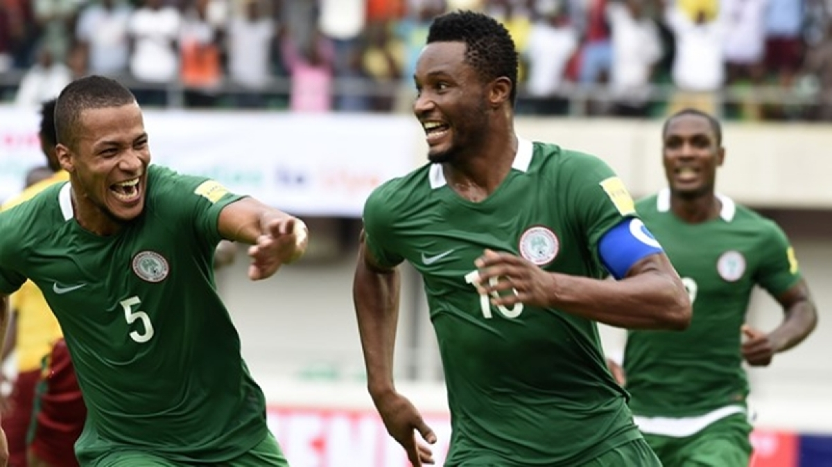 FIFA World Cup 2018: Youthful Nigeria to face Iceland on Friday
