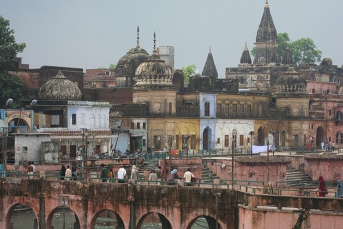 Plea for declaration of disputed Area in Ayodhya as National heritage