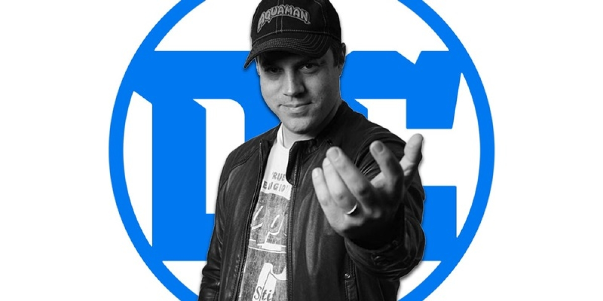 Geoff Johns steps down as DC Entertainment president and CCO, replaced by Jim Lee