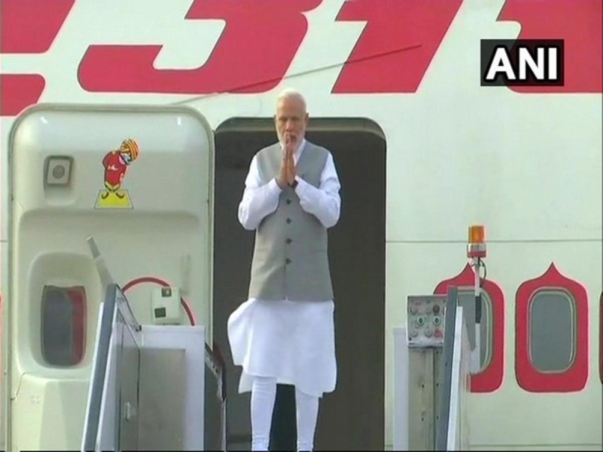 PM Narendra Modi departs for China to attend SCO Summit