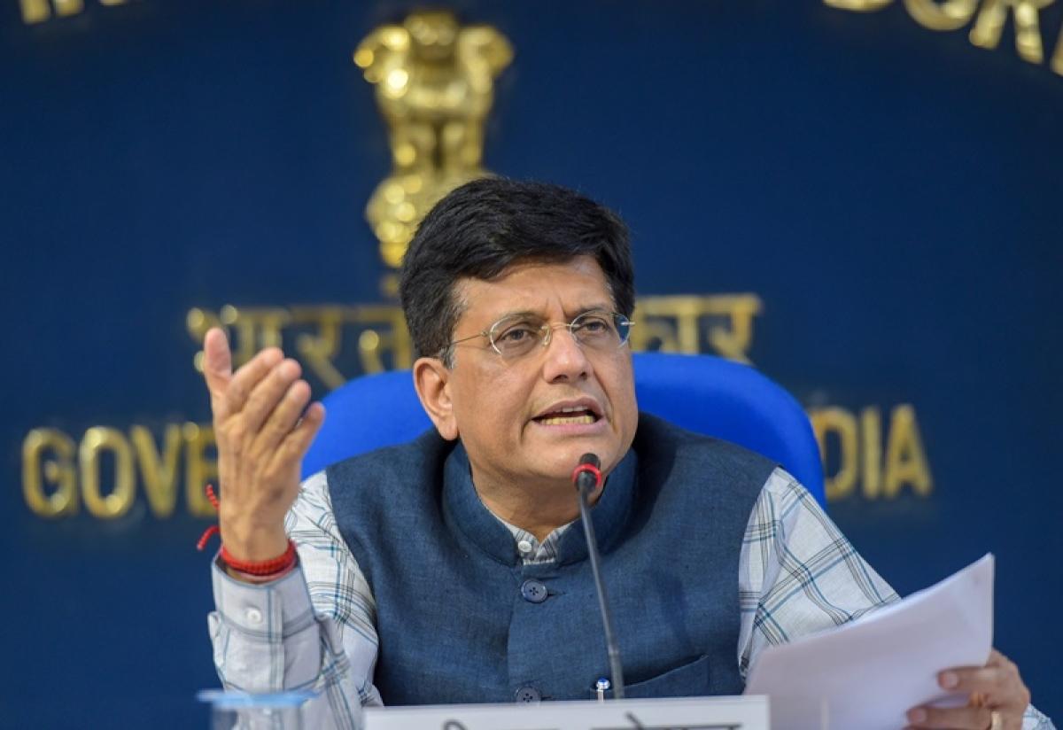 Indian Railways providing best speed Wi-Fi at 710 stations, says Piyush Goyal