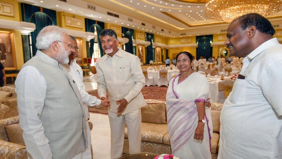 Mamata-Modi meet likely on Wednesday