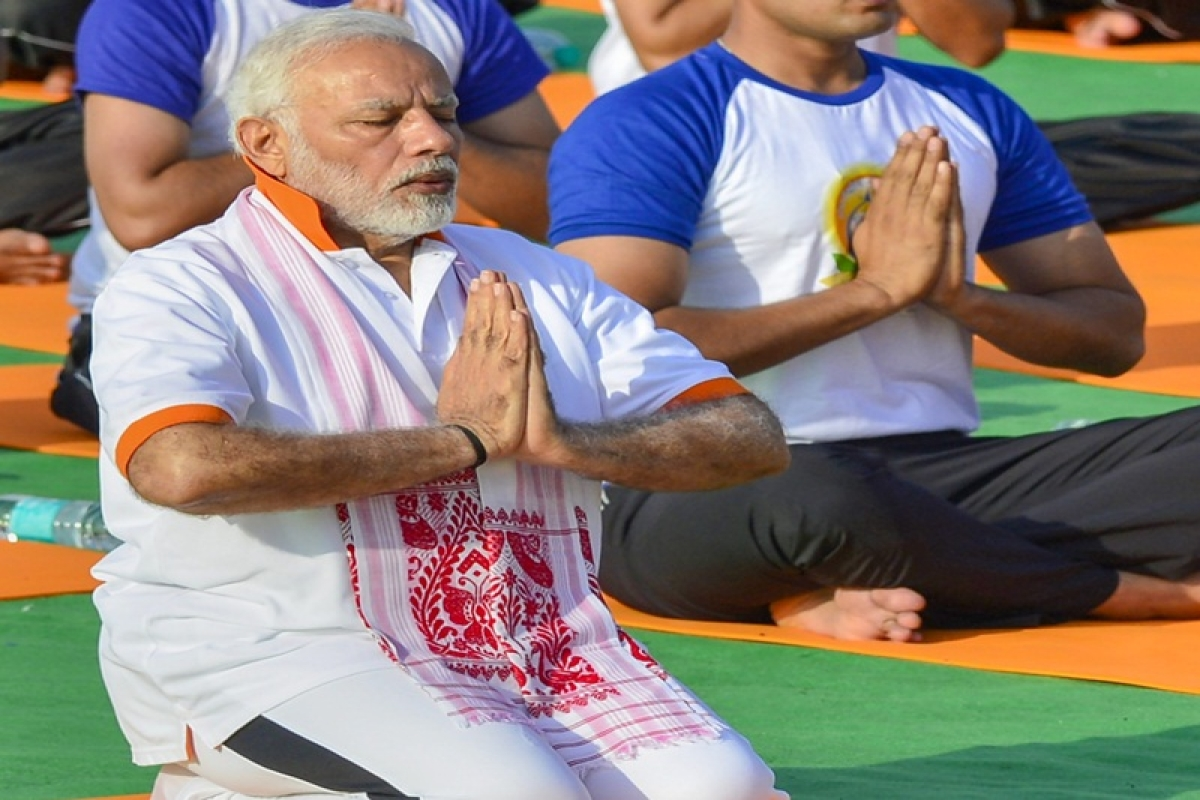 'Yoga For Wellness': PM Modi to address Yoga Day programme on June 21