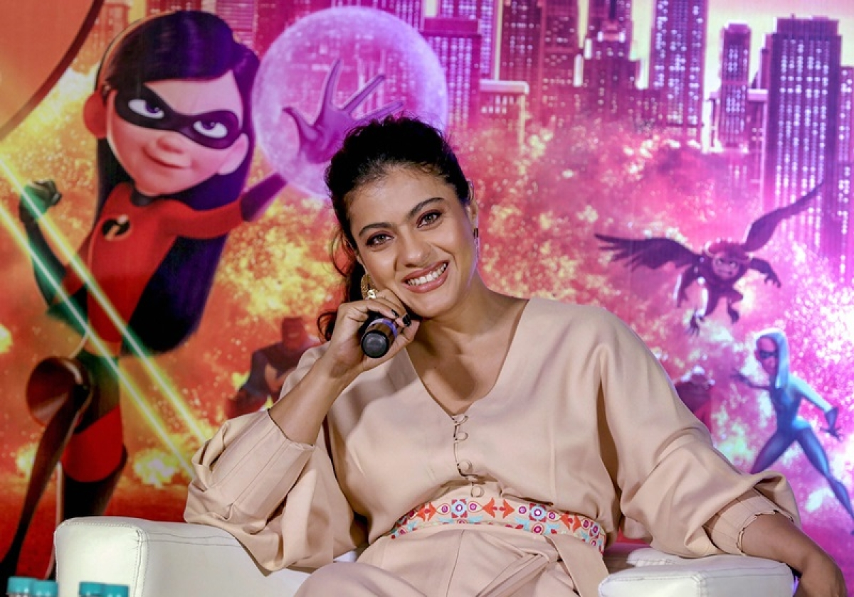 Incredibles 2: I'd love to do a Hollywood film, says Kajol