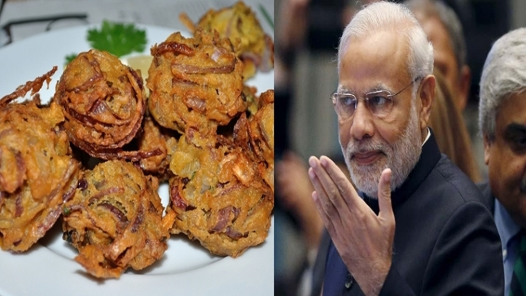 Students detained for selling 'Modi pakodas' near PM's rally venue