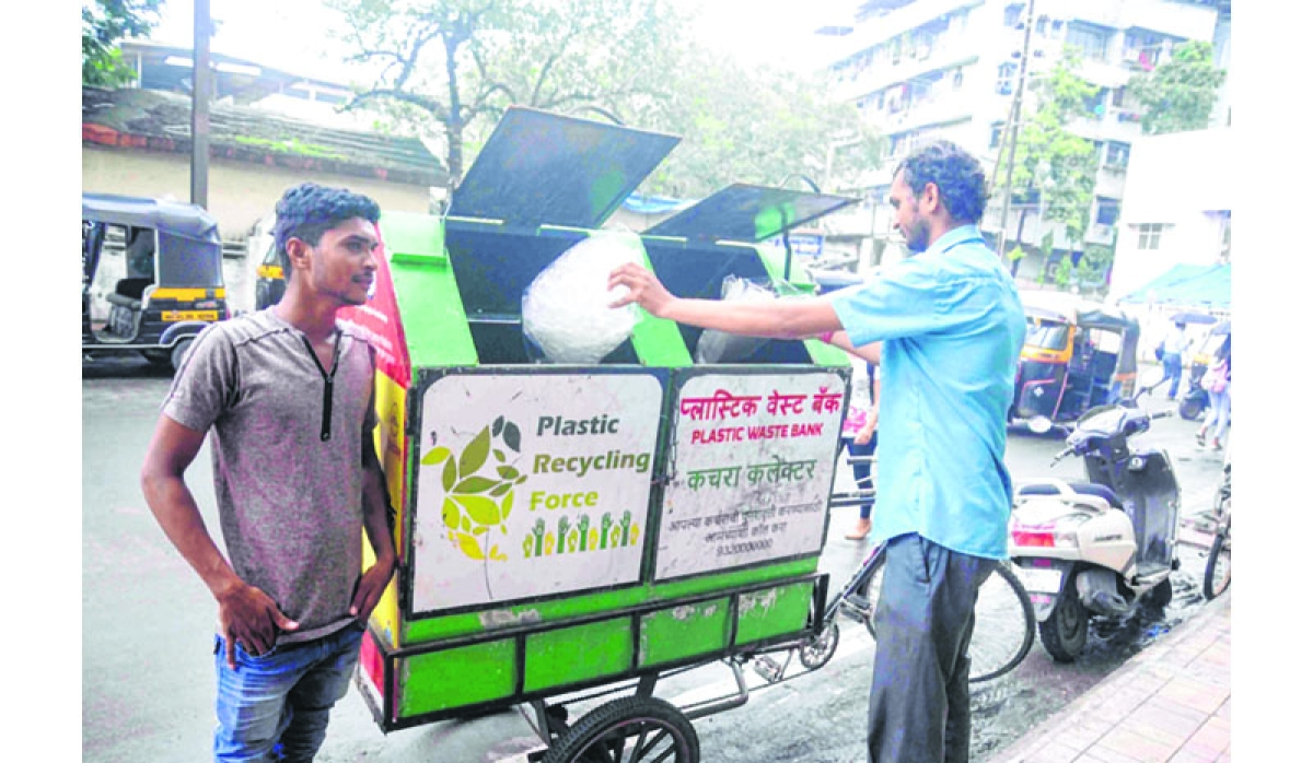 Plastic Ban: KDMC shows the way to make fuel from plastic