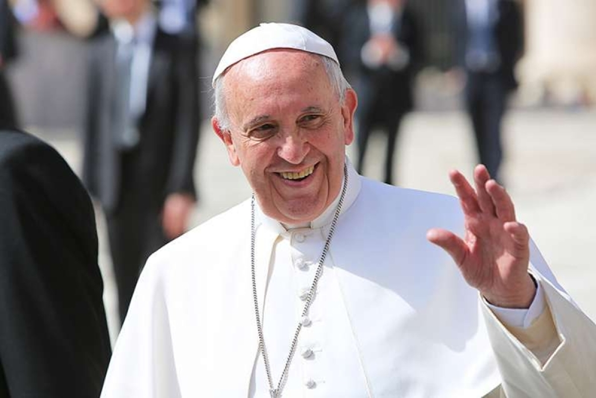 Pope Francis gives church 19 new priests