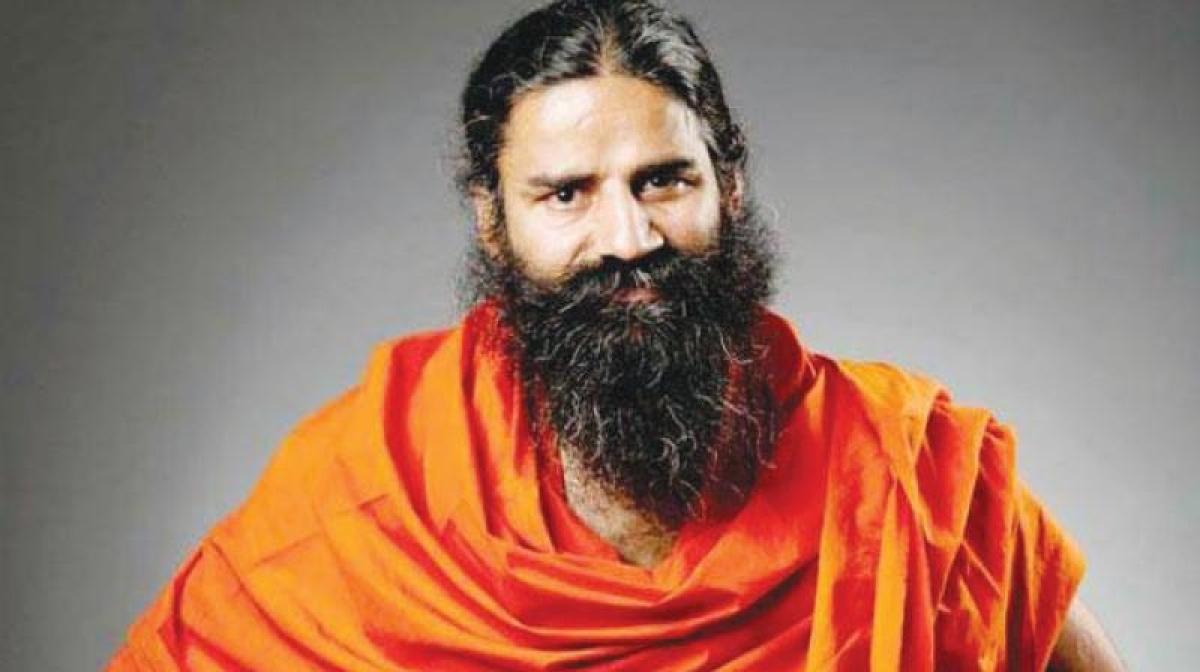 Baba Ramdev slams MNCs over tea ad