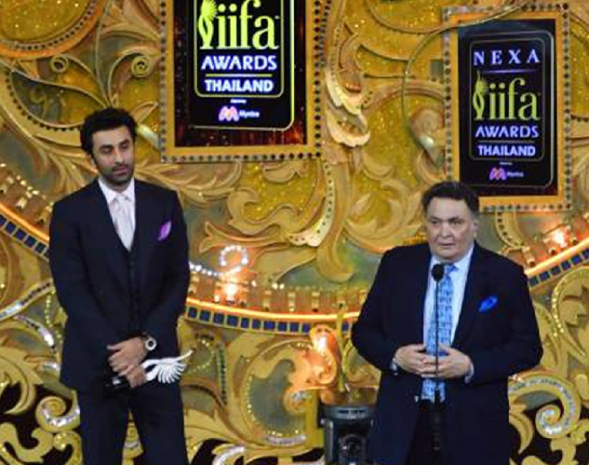 IIFA 2018: Shashi Kapoor honoured for his contribution to Indian cinema
