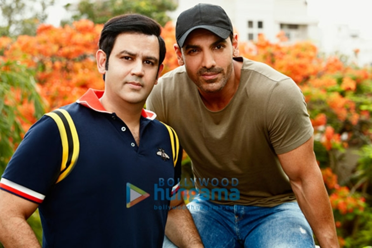 After 'Parmanu', Ajay Kapoor and John Abraham come together for Romeo Akbar Walter