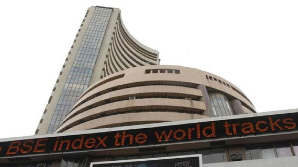Sensex ends 139 points higher; TCS rallies nearly 5%