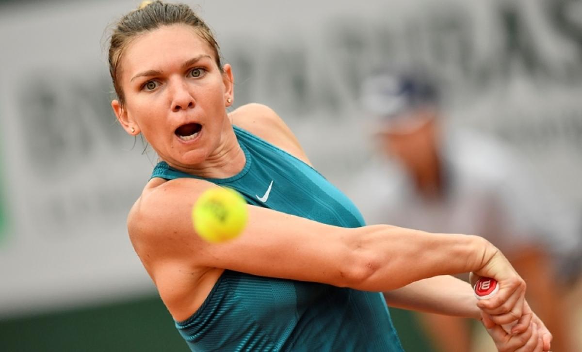 Simona Halep withdraws from WTA finals due to back injury, Kiki Bertens qualifies
