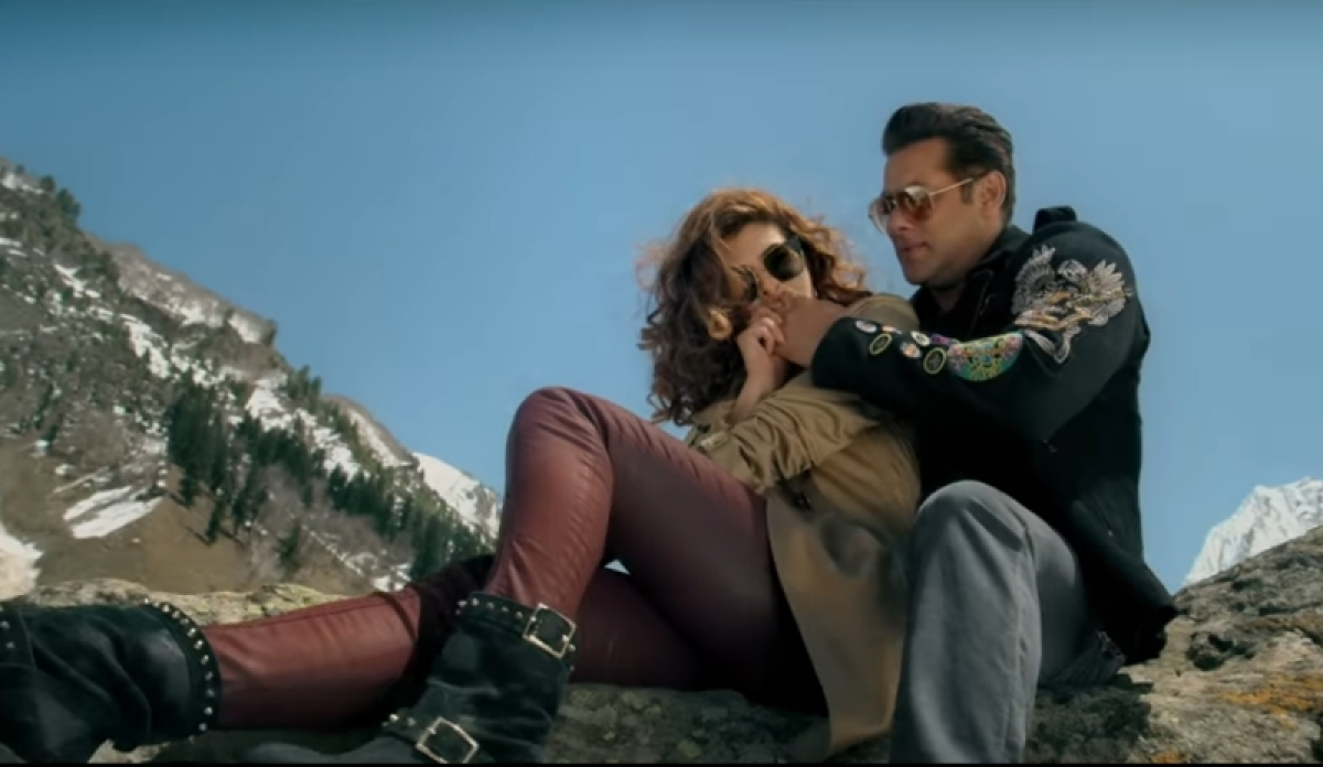 Race 3, I Found Love song: Salman Khan, Jacqueline Fernandez will mesmerise you with their romantic track