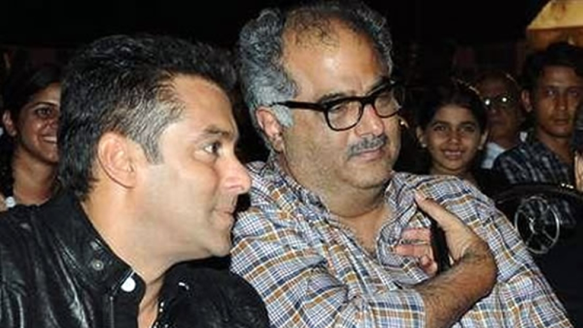 Boney Kapoor reveals his relationship with Salman Khan is 'strained', but owes 'this' to him