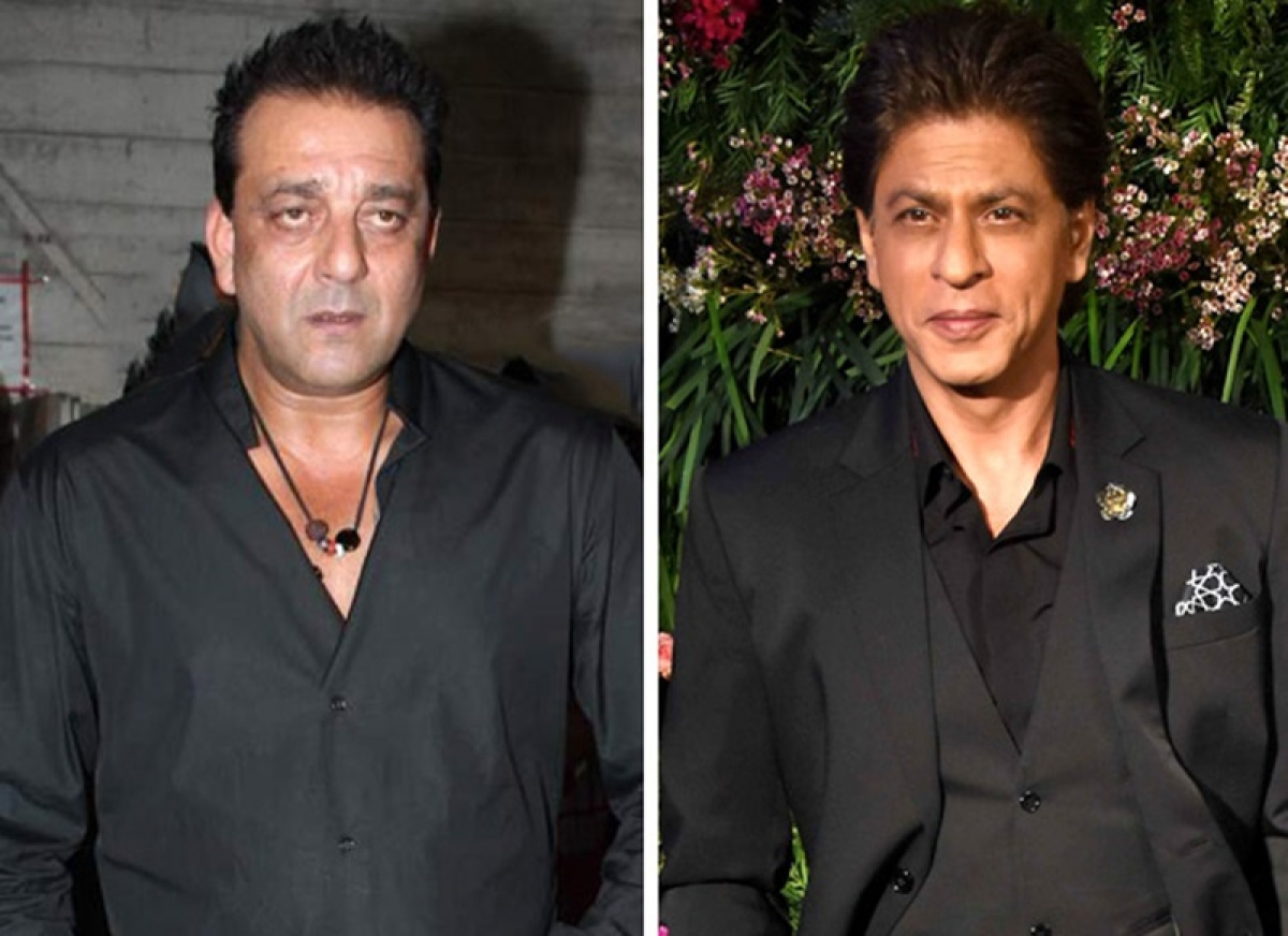 Sanju: When Sanjay Dutt ran after Shah Rukh Khan and tried to grab his neck