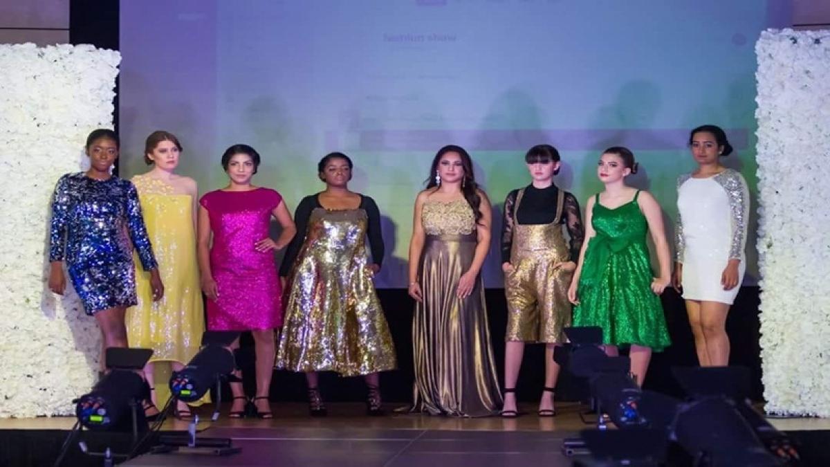 Sonalika Pradhan applauded for her latest fashion show 'Vitamin by Sonalika'