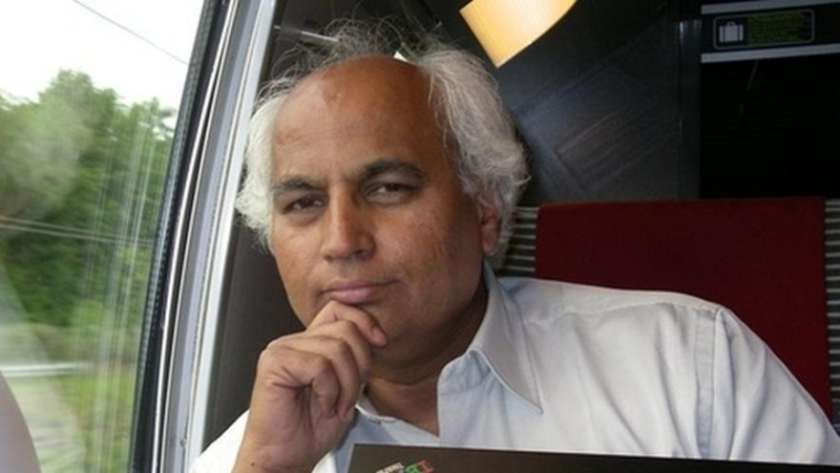 Would like to see Rahul Gandhi as future Prime Minister: Sudheendra Kulkarni