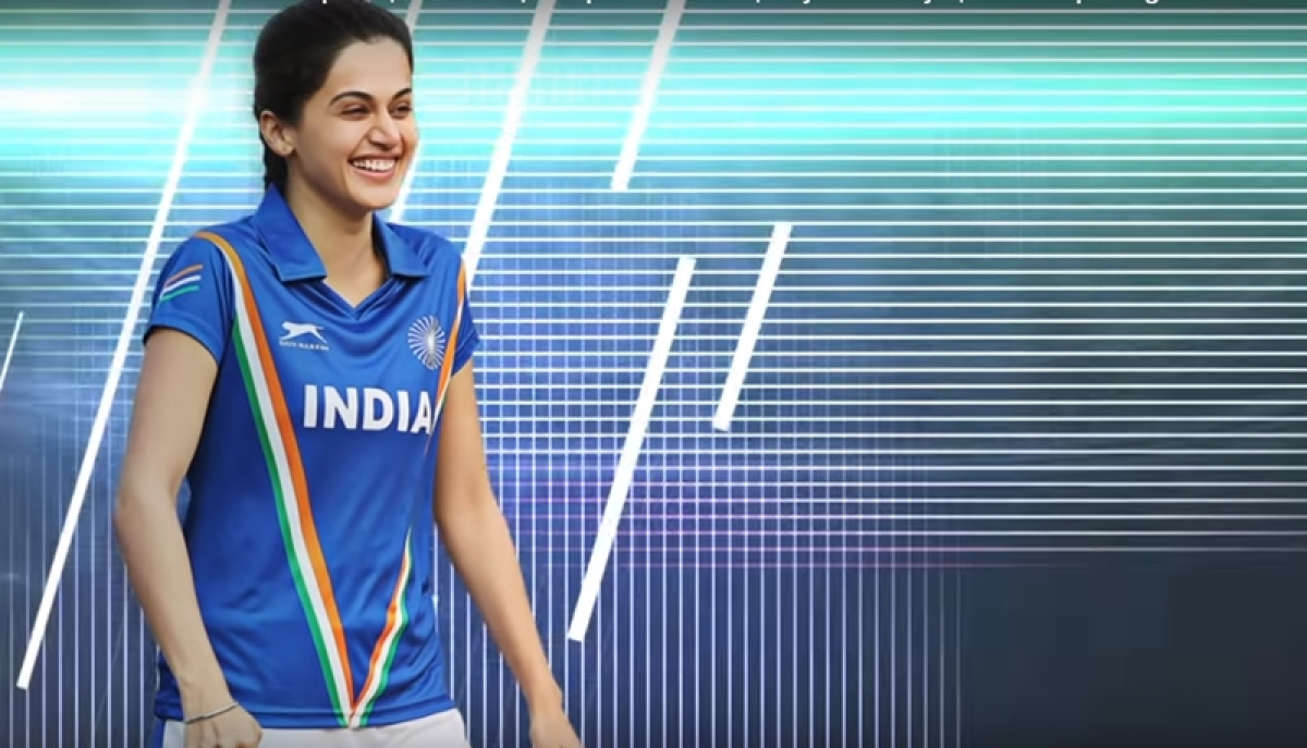 Soorma: Check out Taapsee Pannu's hard work for Sandeep Singh's biopic