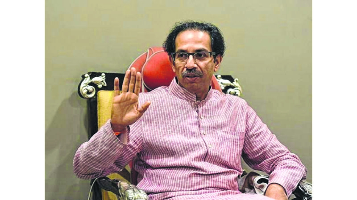 Shiv Sena chief Uddhav Thackeray is in no mood to forge alliance with BJP