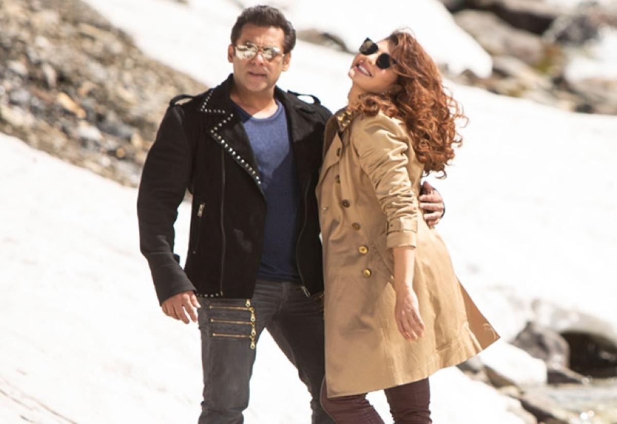 Salman Khan thanks J&K Tourism for supporting 'Race 3' shoot