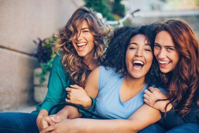 The story of female friendship