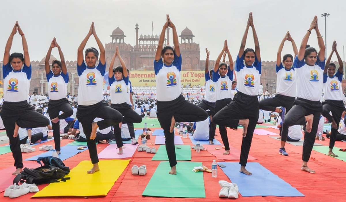 Yoga college to open 50 branches in China