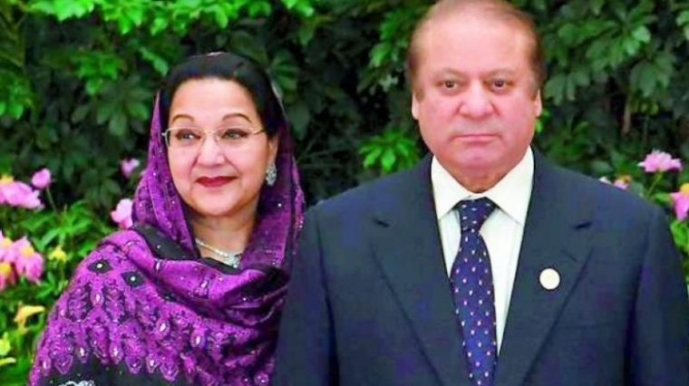 Former Pakistan PM Nawaz Sharif's wife Kulsoom Nawaz's condition 'highly critical'