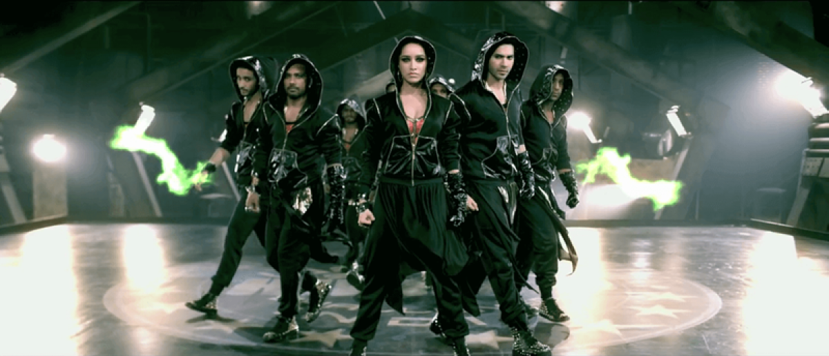 3 Years of ABCD 2: Shraddha Kapoor reunites with her film's cast