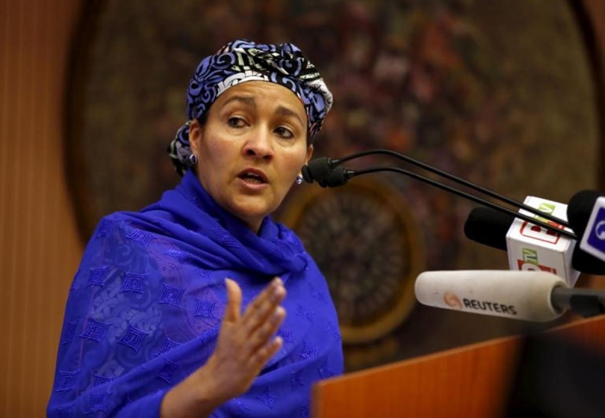 Yoga is very apt for United Nations: Deputy secretary-general Amina Mohammed