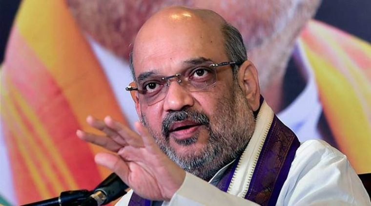 BJP outreach exercise: Shah in Chandigarh to meet SAD's Parkash Badal, 2 sports legends