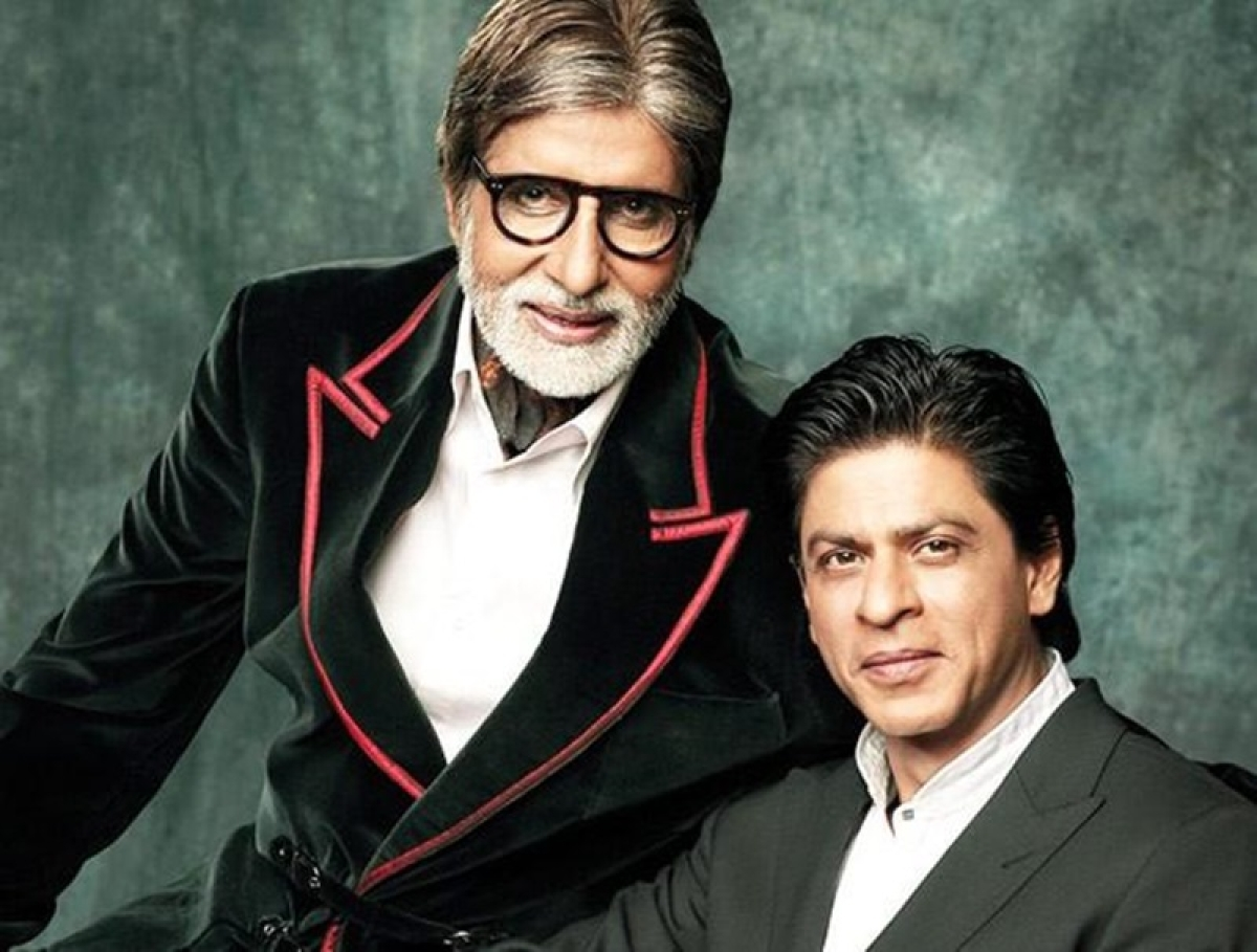 Confirmed! Superstars Shah Rukh Khan and Amitabh Bachchan to reunite for 'Badla'