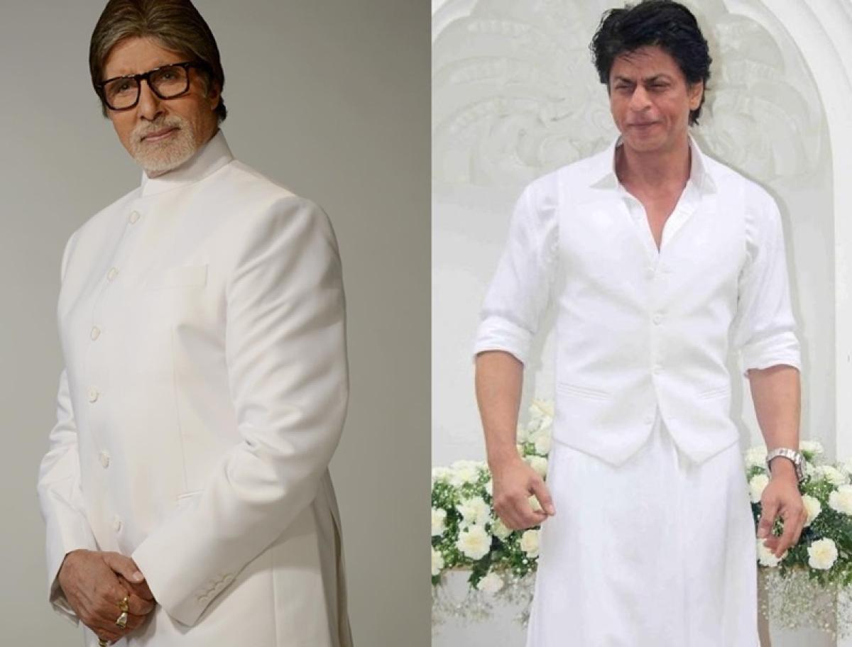 Eid Mubarak: Amitabh Bachchan to Shah Rukh Khan, B-Town celebs wish for peace and prosperity