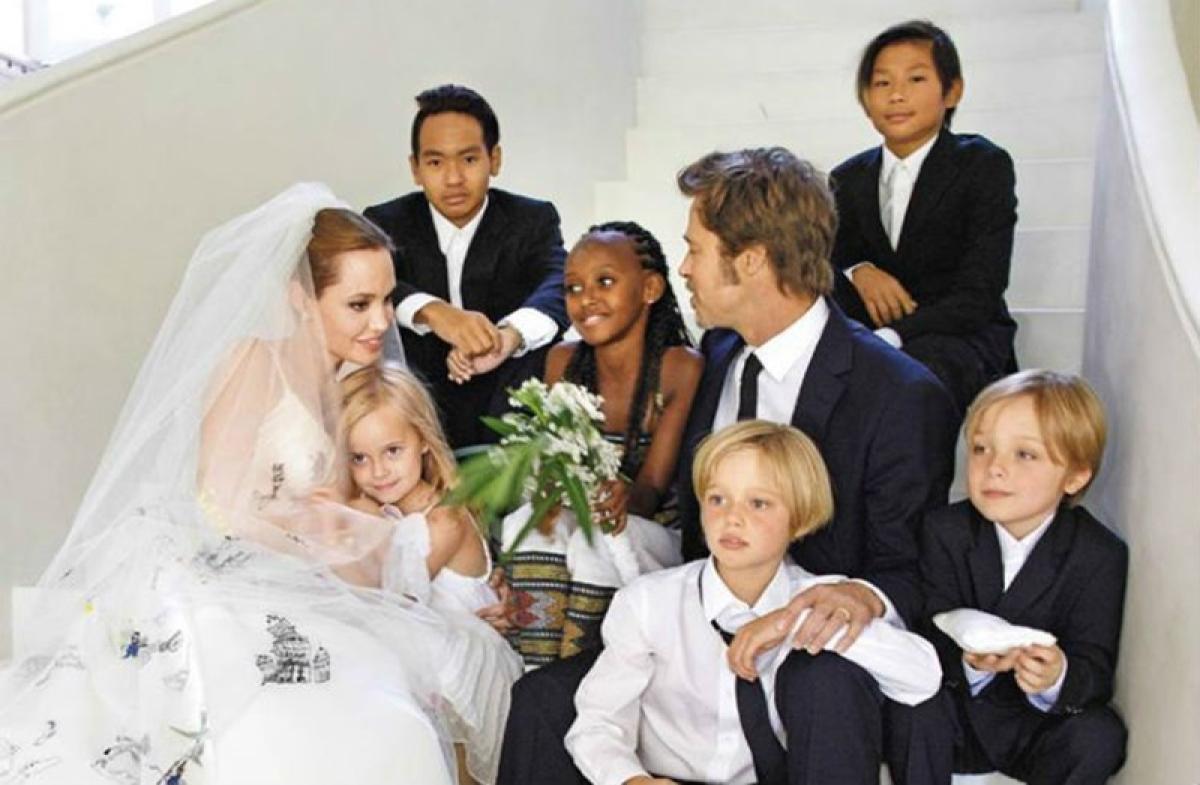 New twist in Brad Pitt, Angelina Jolie children's custody case