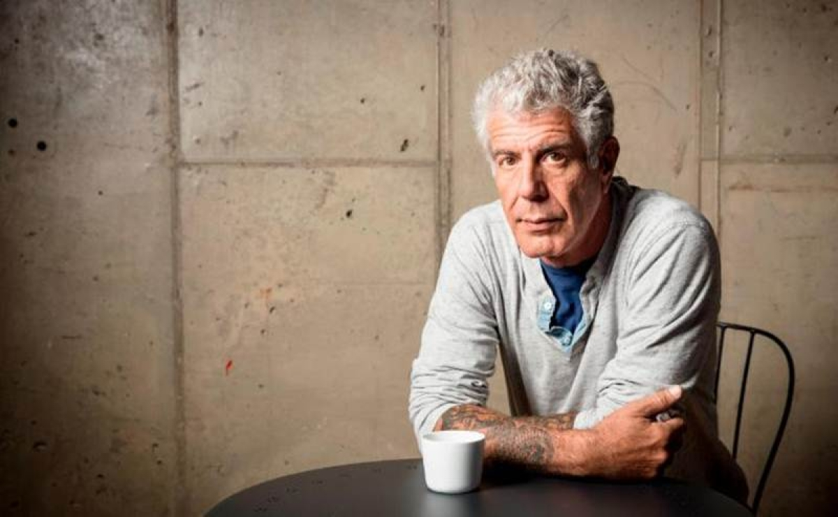 Anthony Bourdain's 'Parts Unknown' will remain on Netflix