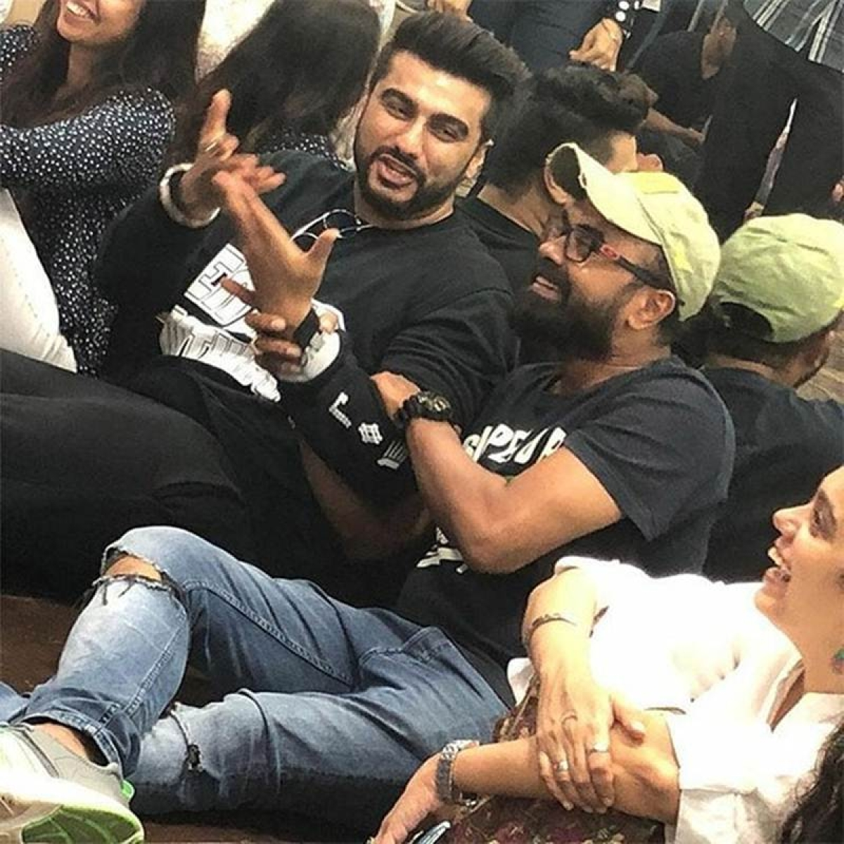 IIFA 2018: Arjun Kapoor begins dance rehearsals for his upcoming performance in Bangkok