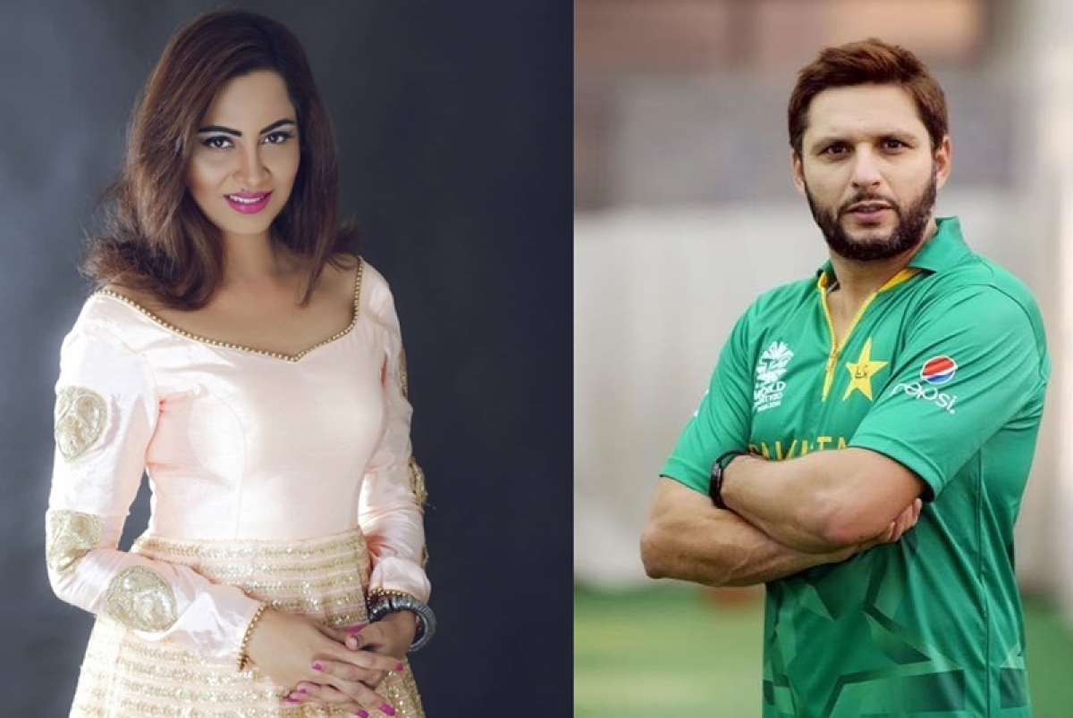 Arshi Khan's 'sex tweet' on Shahid Afridi: Bigg Boss 11 contestant clarifies her controversial statement