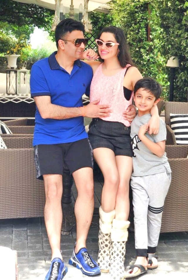 Bhushan Kumar takes off from work, enjoys with family in Europe