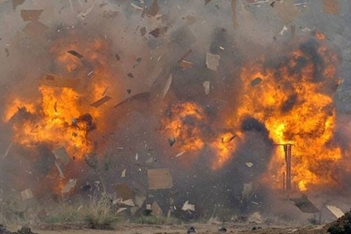 Chhattisgarh: Two BSF jawans injured in IED blast in Kander district