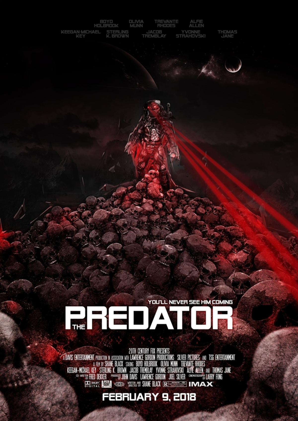 Watch! The Predator 2018 trailer: It's not what you think
