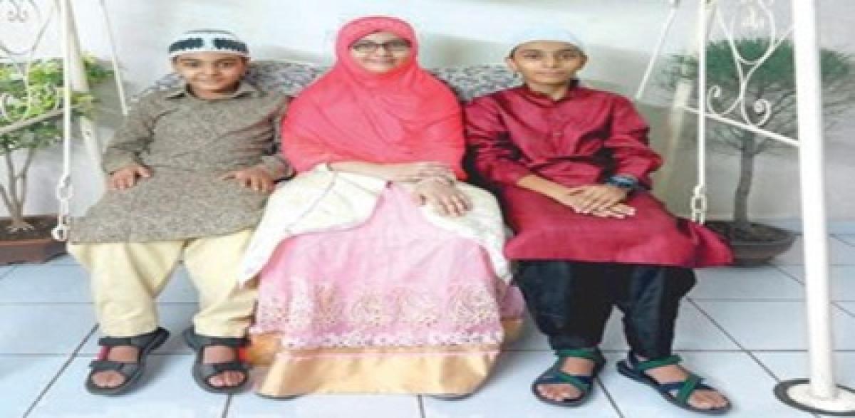 EID MUBARAK: Children look forward to feast, fun and get-togethers